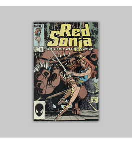 Red Sonja (Vol. 3) 8 1985