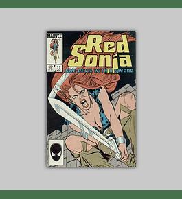 Red Sonja (Vol. 3) 11 1985