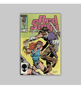 Red Sonja (Vol. 3) 12 1986