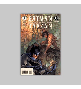 Batman/Tarzan: Claws of the Catwoman 1 1999