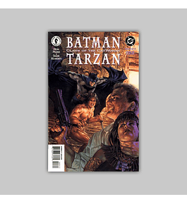 Batman/Tarzan: Claws of the Catwoman 3 1999