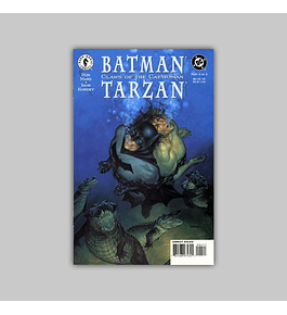 Batman/Tarzan: Claws of the Catwoman 4 1999