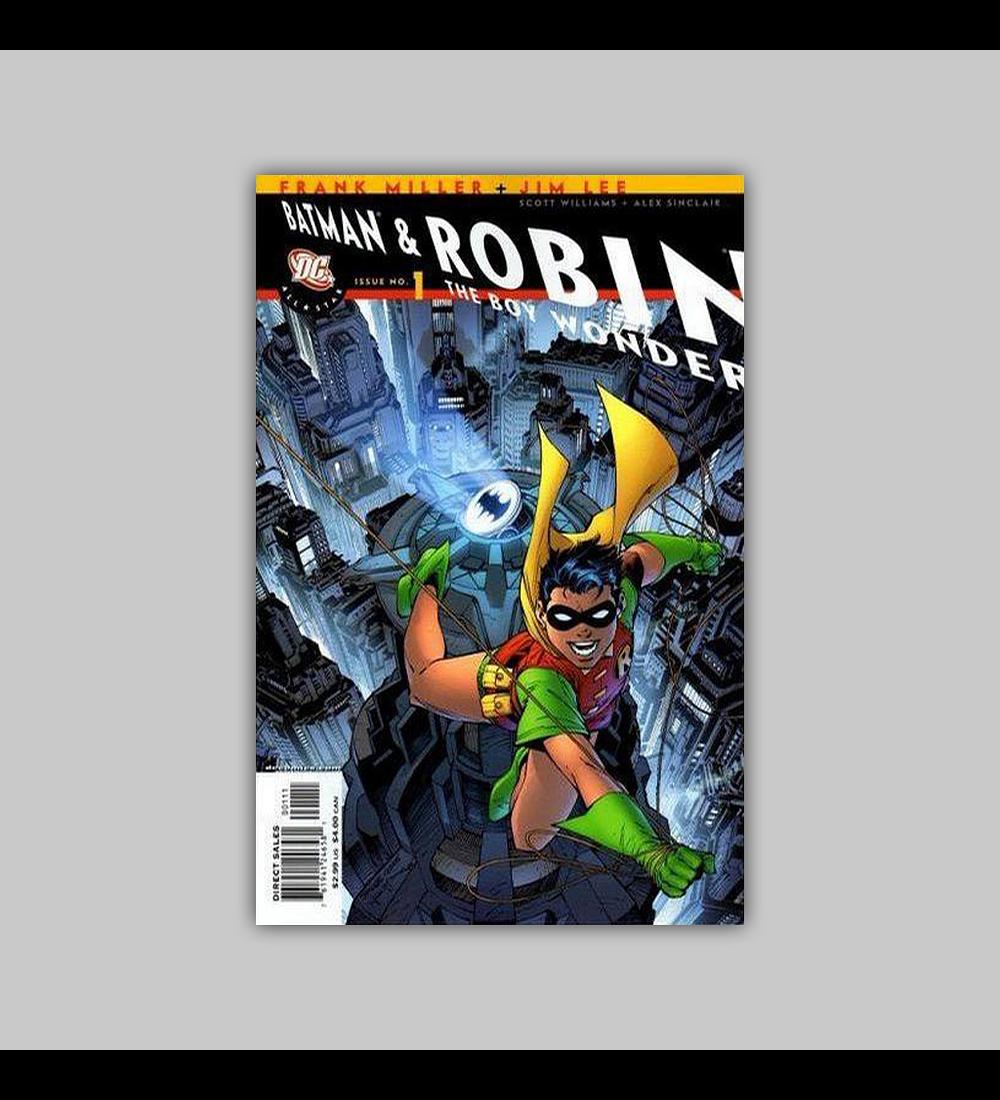 All Star Batman and Robin the Boy Wonder 1 2005