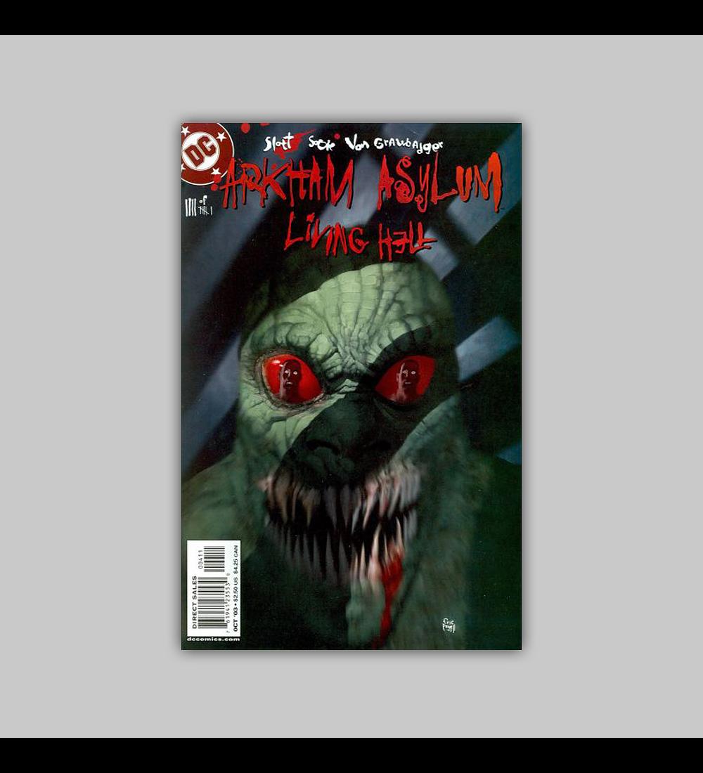 Arkham Asylum: Living Hell 4 2003