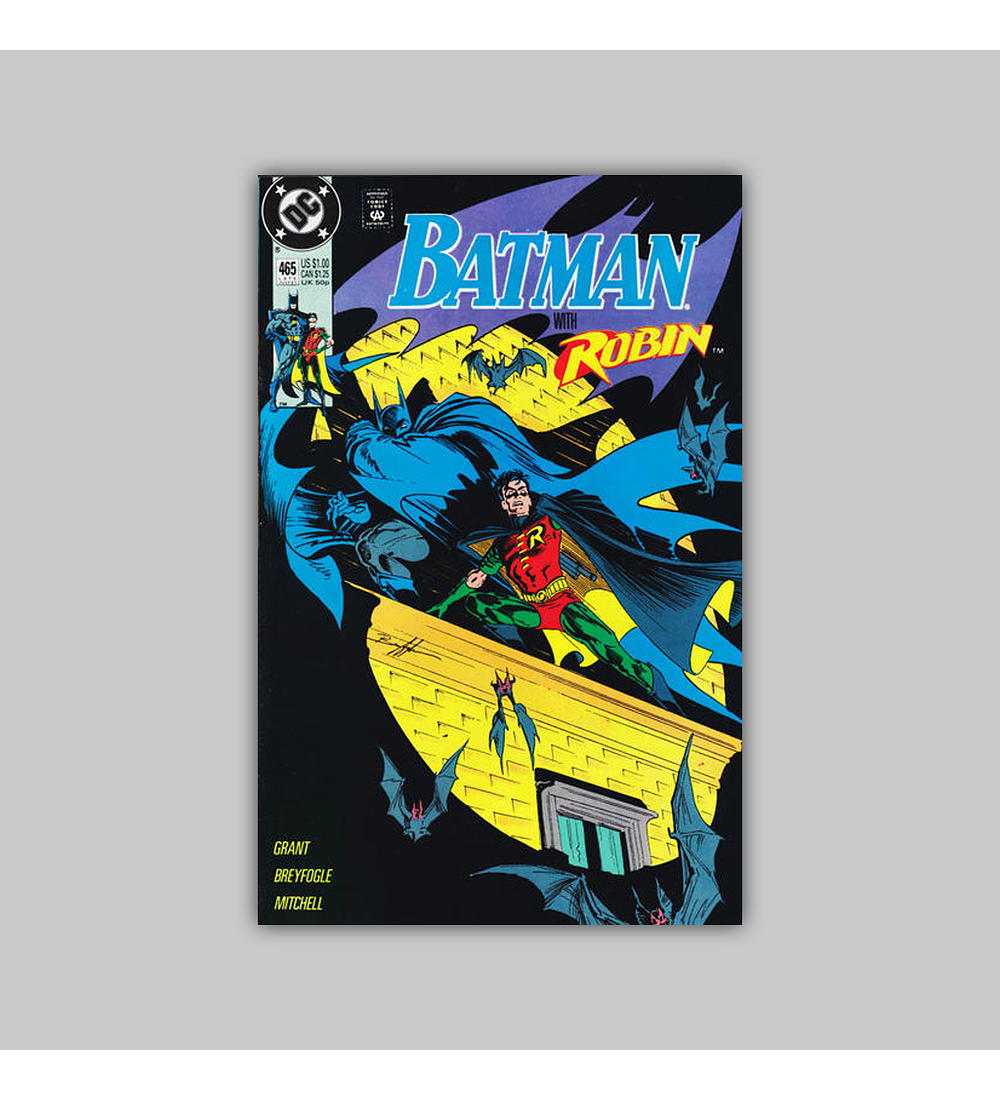 Batman 465 1991