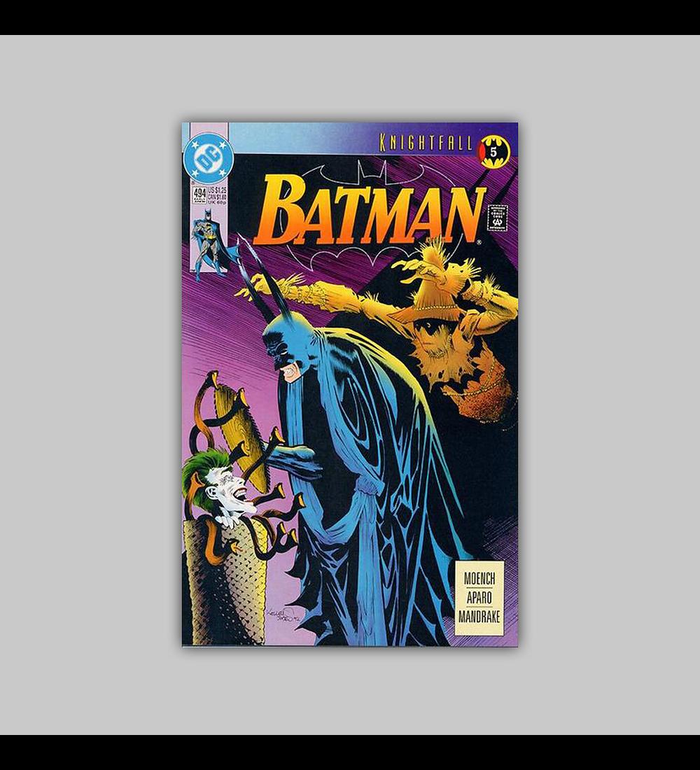 Batman 494 1993