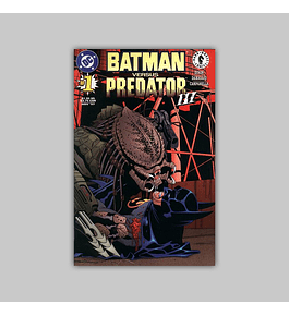 Batman Vs Predator III 1 1997