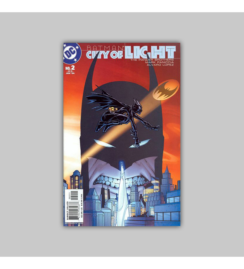 Batman: City of Light 2 2004