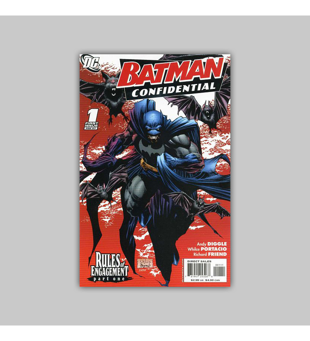 Batman: Confidential 1 2007