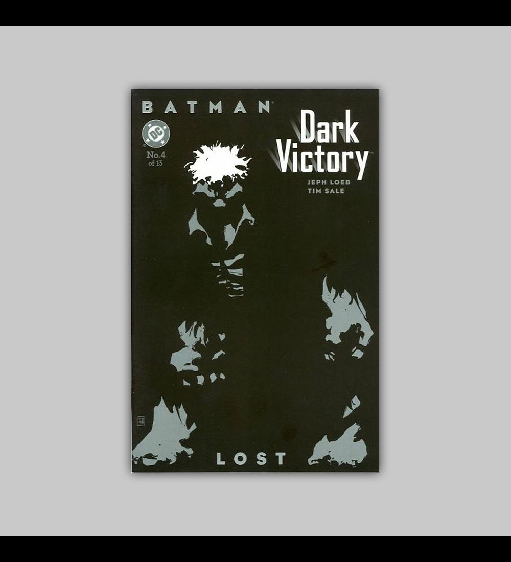 Batman: Dark Victory 4 2000