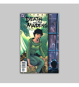 Batman: Death and the Maidens 3 2003