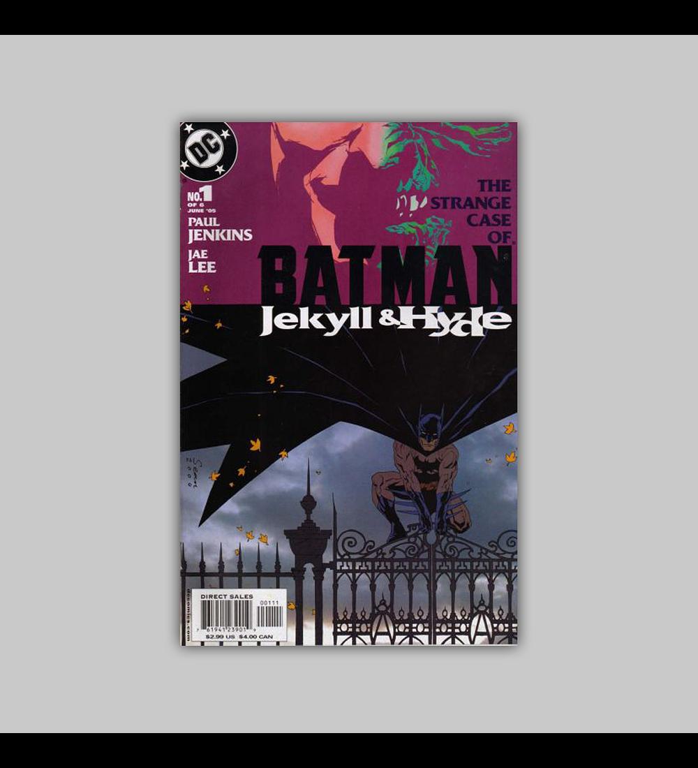 Batman: Jekyll and Hyde 1 2005