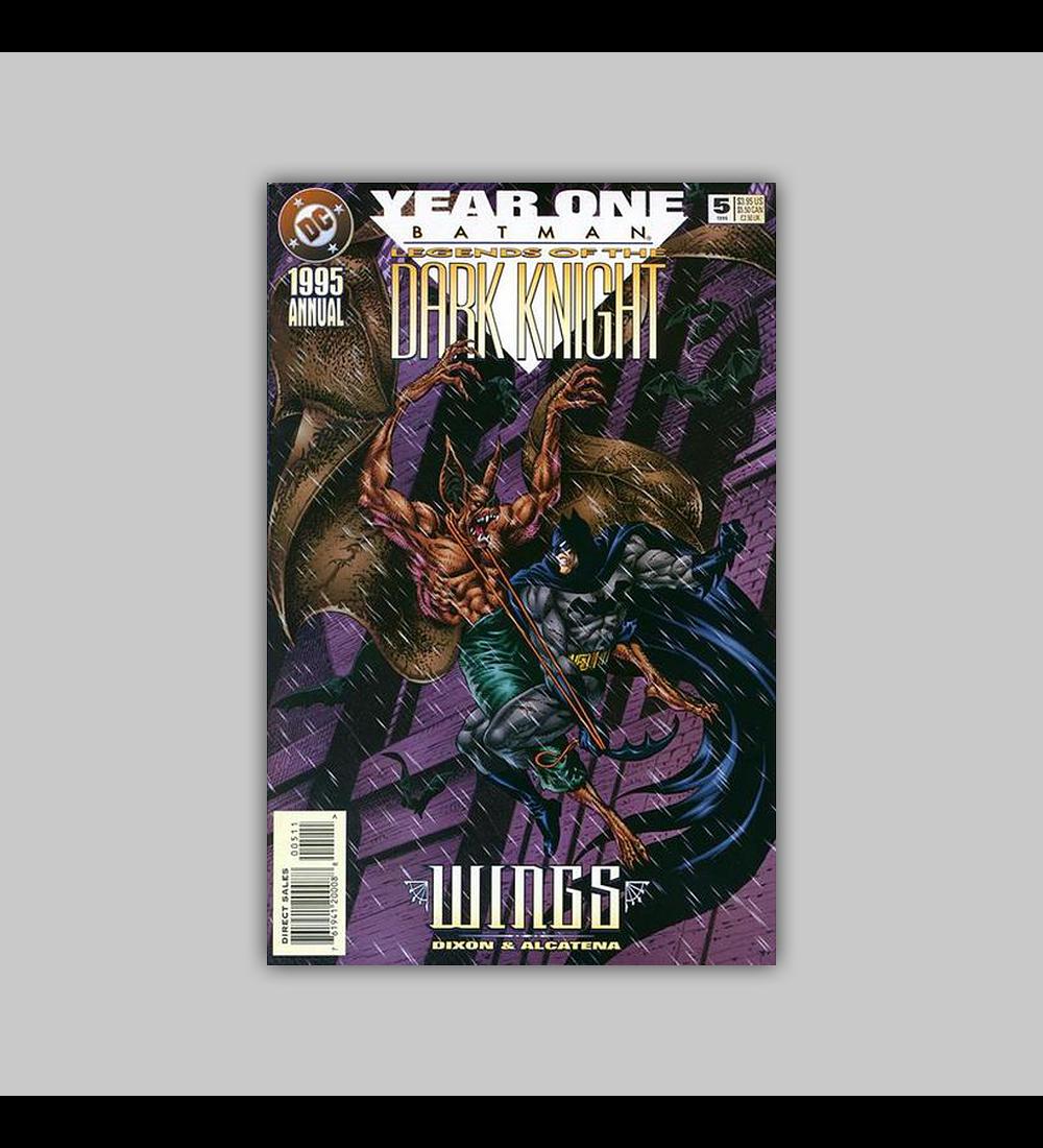 Batman: Legends of the Dark Knight Annual 5 1995