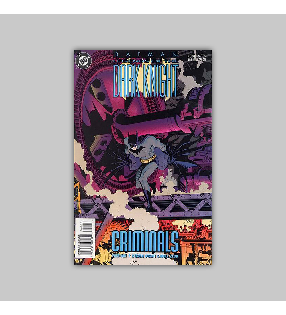 Batman: Legends of the Dark Knight 69 1995