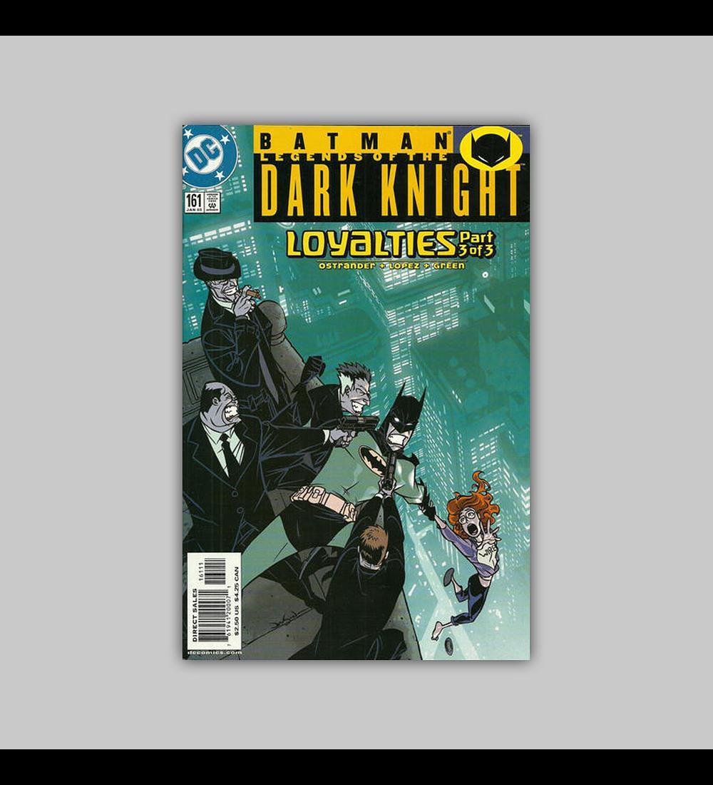 Batman: Legends of the Dark Knight 161 2003