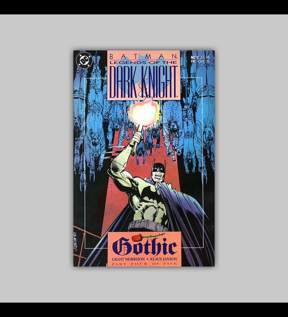 Batman: Legends of the Dark Knight 9 1990