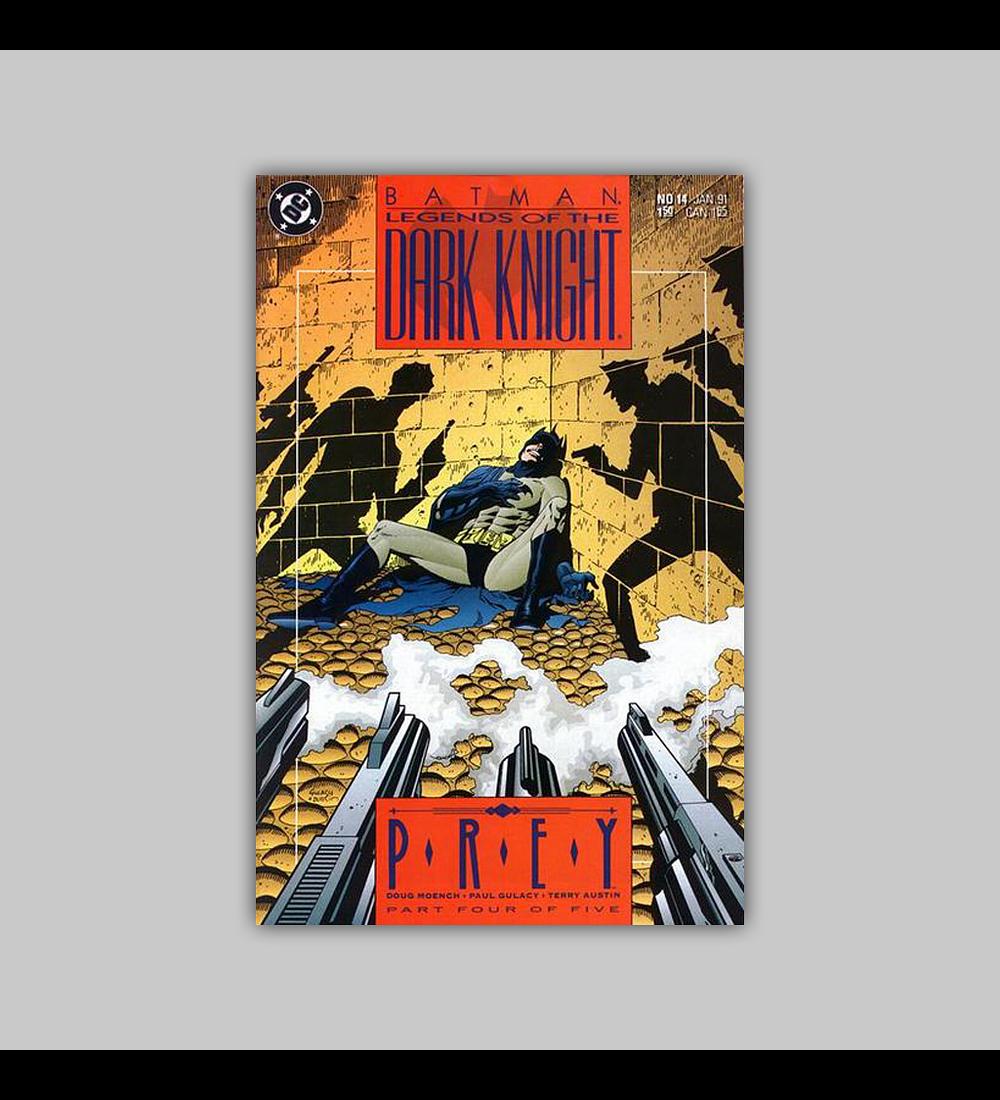 Batman: Legends of the Dark Knight 14 1991