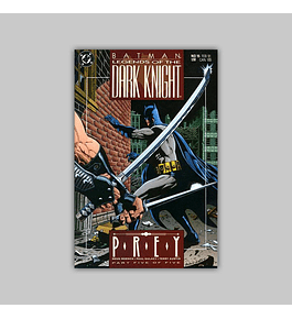 Batman: Legends of the Dark Knight 15 1991