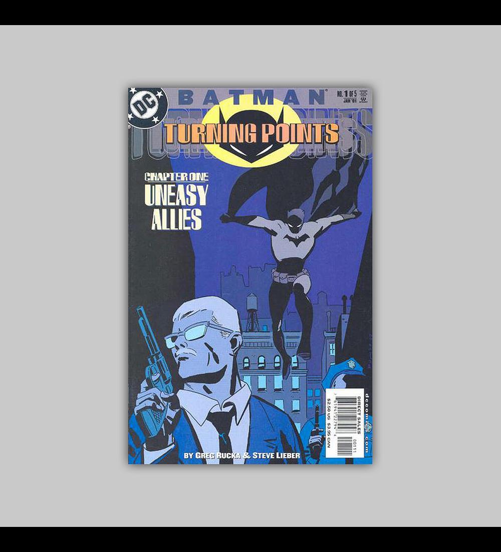 Batman: Turning Points 1 2001