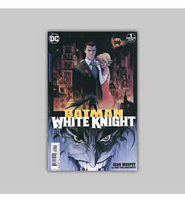 Batman: White Knight 1 2017