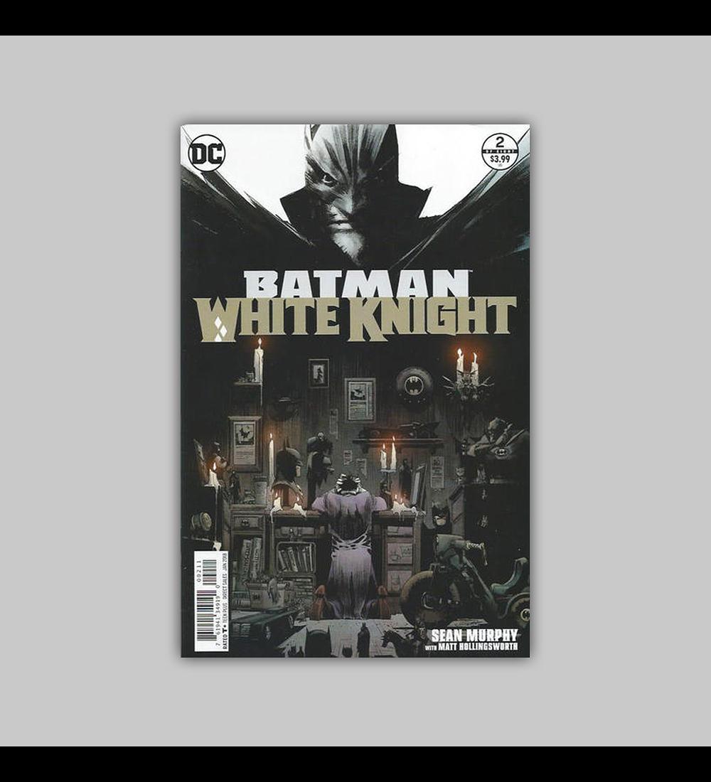 Batman: White Knight 2 2018