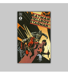 Batman/Hellboy/Starman (mini-série completa) 1998