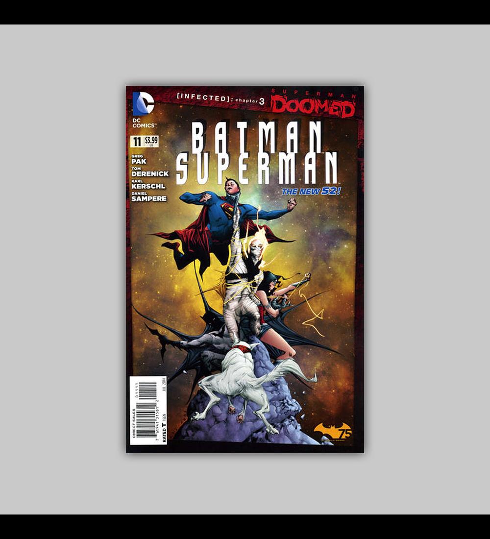 Batman/Superman 11 2014