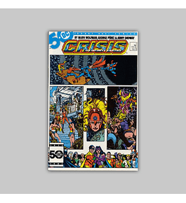 Crisis On Infinite Earths 11 1986
