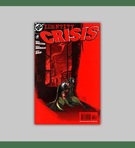 Identity Crisis 5 2nd Printing 2004