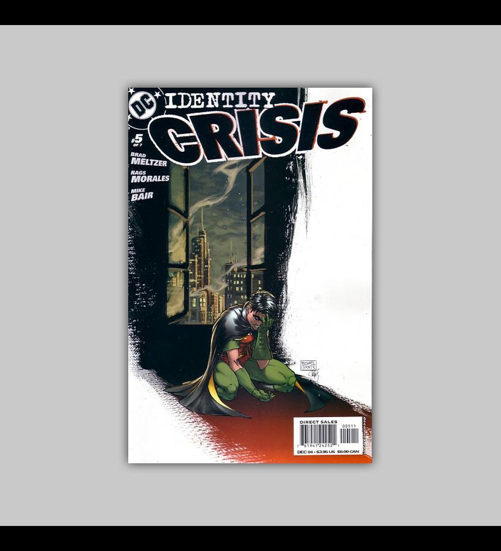 Identity Crisis 5 2004