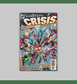 Identity Crisis 1 3rd Printing 2004