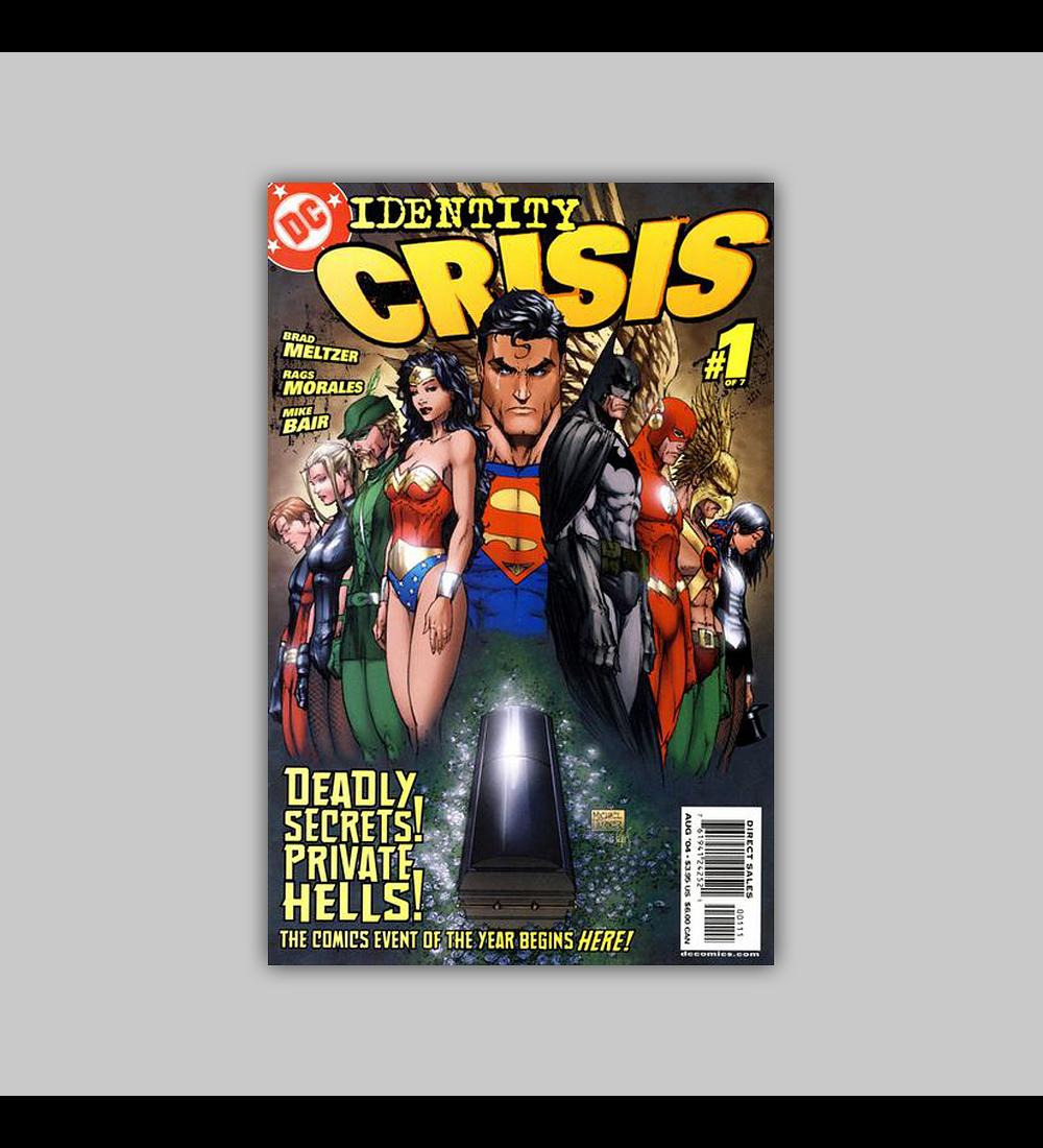 Identity Crisis 1 2004