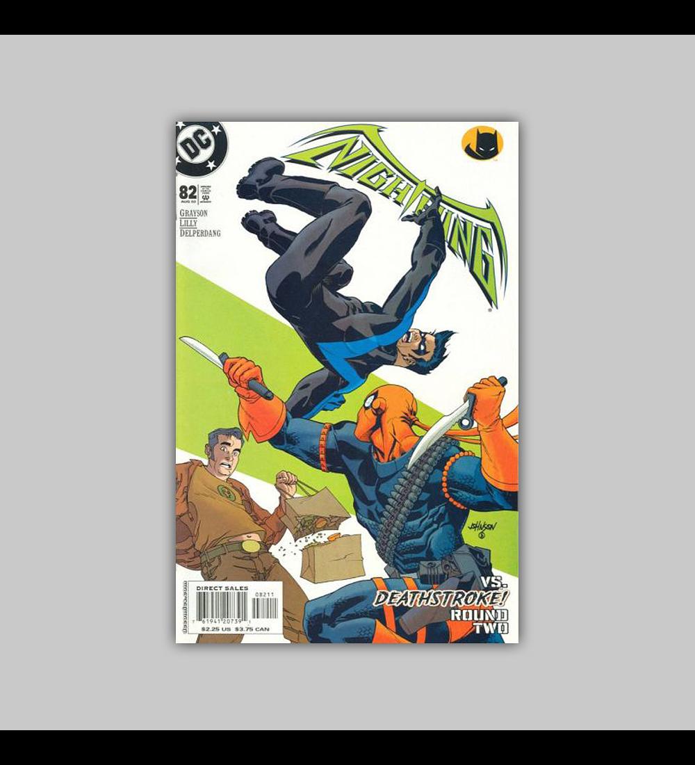 Nightwing 82 2003