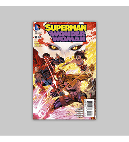 Superman/Wonder Woman 16 2015