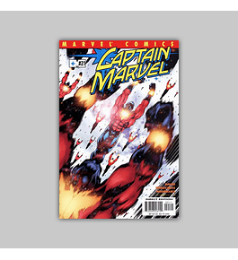 Captain Marvel (Vol. 3) 21 2001