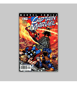 Captain Marvel (Vol. 3) 18 2001