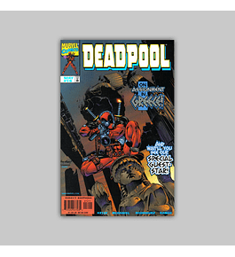 Deadpool 16 VF/NM (9.0) 1998
