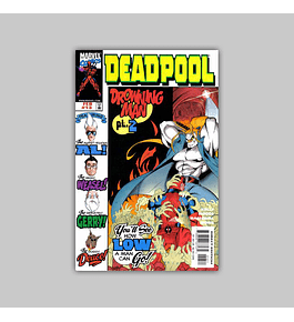 Deadpool 13 VF/NM (9.0) 1998