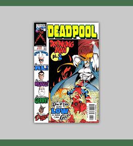 Deadpool 13 VF/NM (9.0) 1998