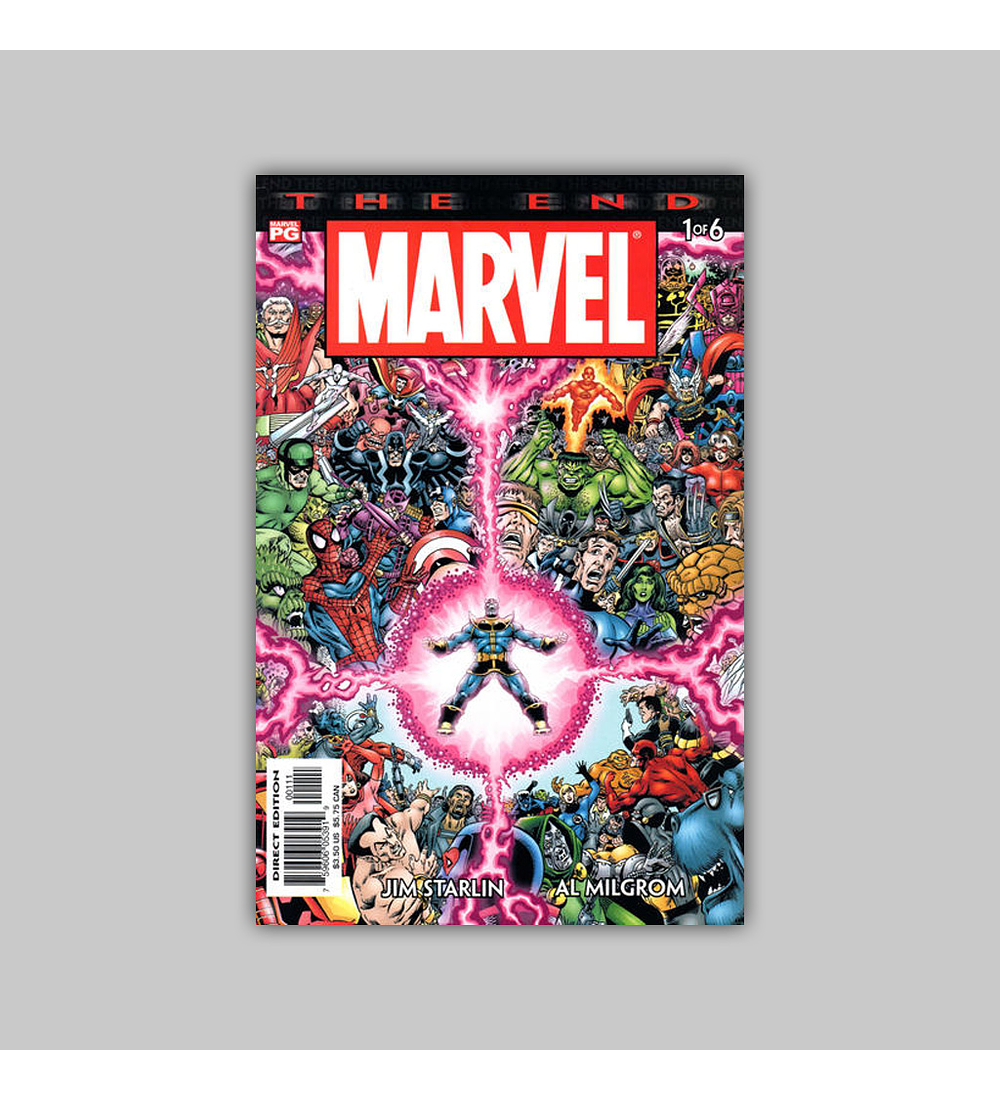 Marvel Universe: The End 1 2003