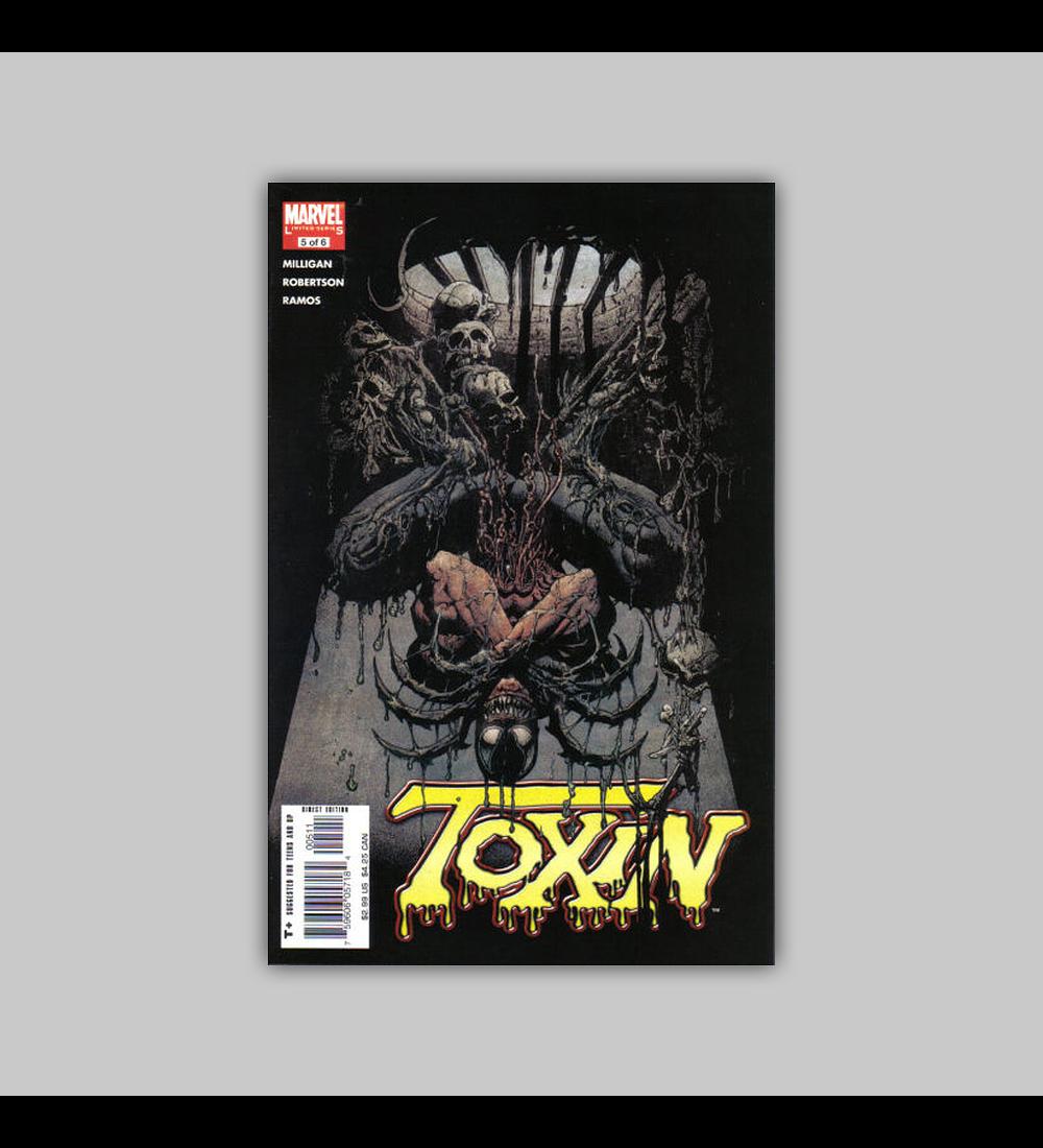 Toxin 5 2005