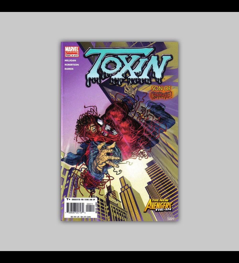 Toxin 4 2005