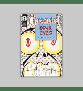 Grendel Classics: Devil Eyes 2 1995