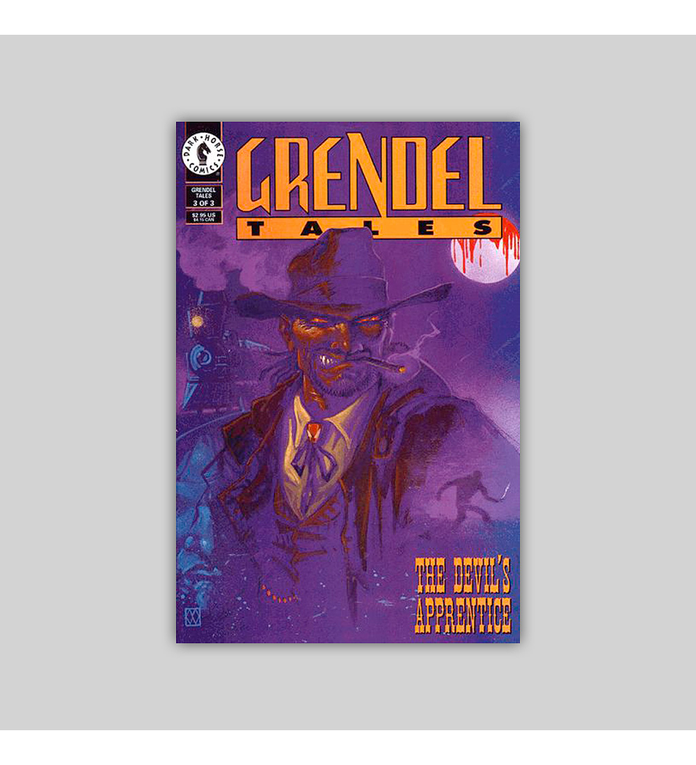 Grendel Tales: The Devil's Apprentice (complete limited series) 1997