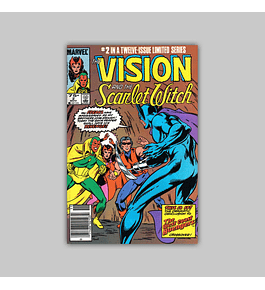 The Vision and the Scarlet Witch 2 1995