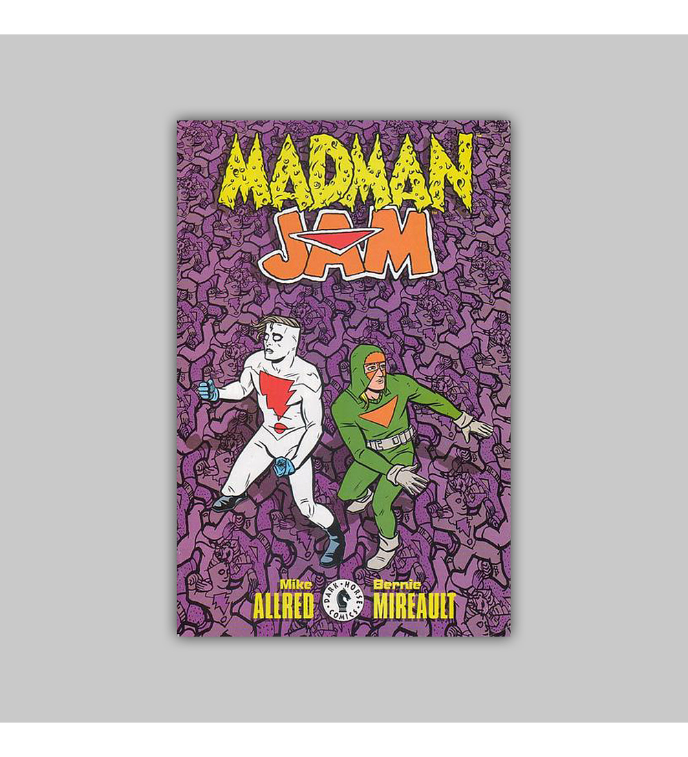Madman/The Jam (complete limited series) 1998