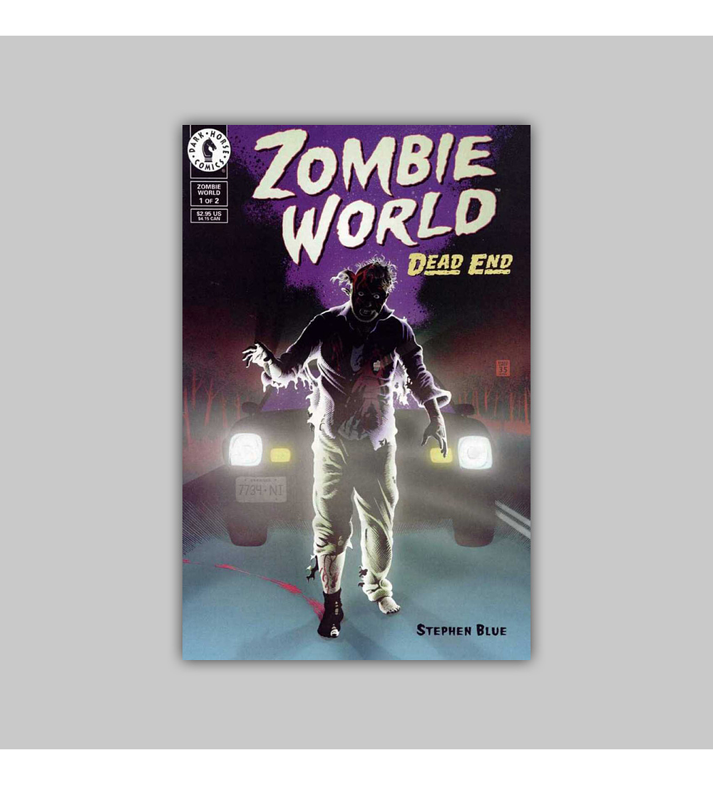 Zombie World: Dead End (complete limited series) 1998