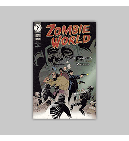 Zombie World: Champion of the Worms (complete limited series) 1997