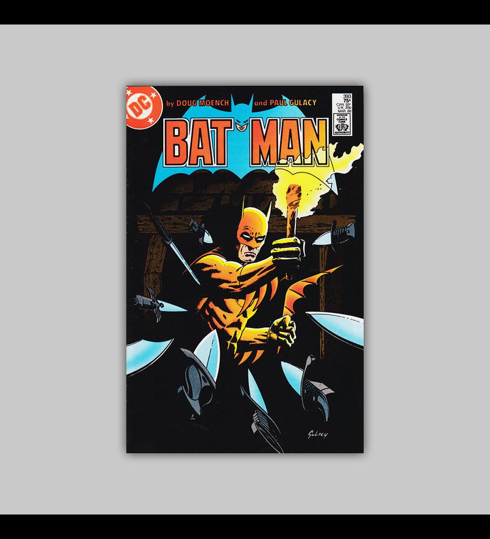 Batman 393 1986