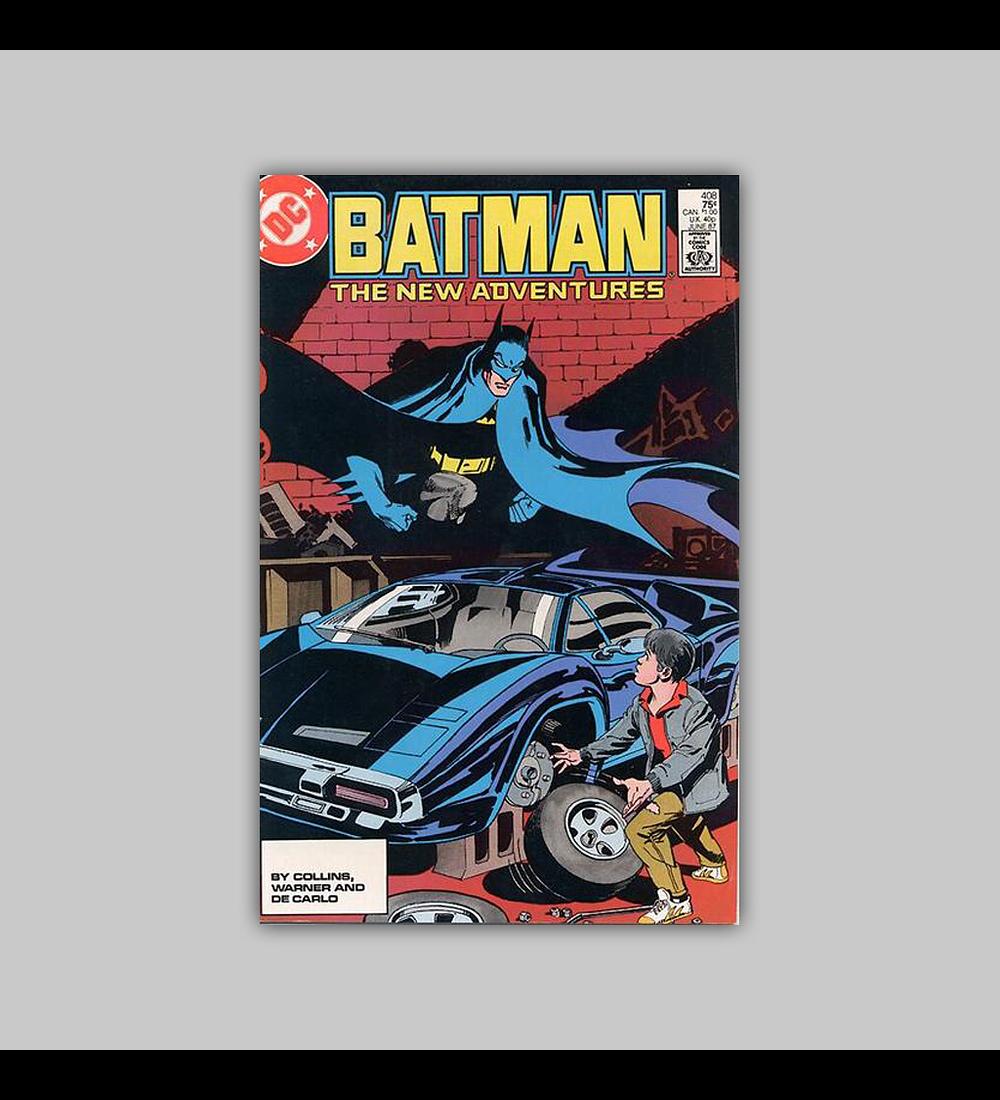 Batman 408 1987